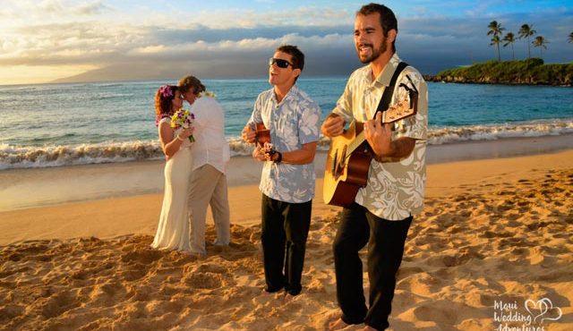 Maui Wedding Musicians